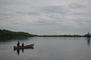 Aquatics Canoe