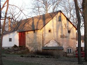 Barn 9   5441 Ash Rd stone barn