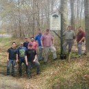 GSK Earth Day cleanup