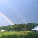 Farm to Table rainbow
