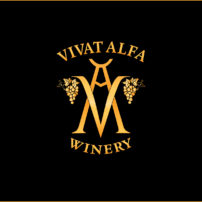 vivat alfa winery logo